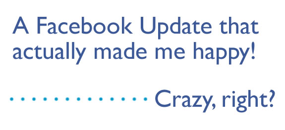 Check out the great update to Facebook scheduled posts!!!