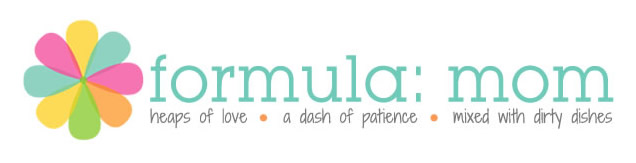 Latest Project: Formula Mom – Logo #soup2nutsblogs