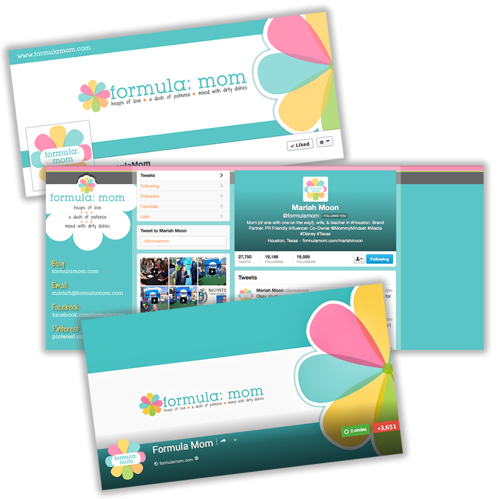 Latest Project: Formula Mom – Social Media #soup2nutsblogs