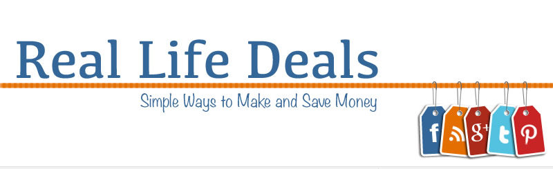 Latest Project: Real Life Deals – Banner #soup2nutsblogs